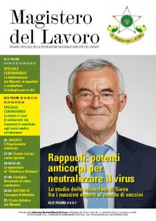 Rappuoli: potenti anticorpi per battere il virus